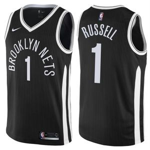 Brooklyn Nets D'Angelo Russell Jersey